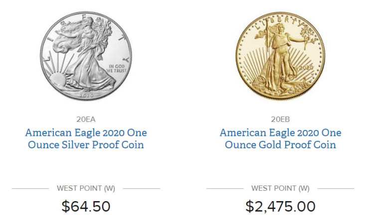 Covid Outbreak at the US Mint Causes Shortage of Gold and Silver Coins
