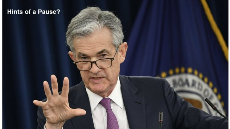 Fed Cuts Interest Rate 3rd Time in 2019 With Hints of a Pause