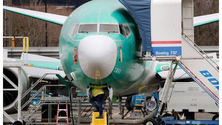Boeing Max Now Delayed Until June or July at the Earliest
