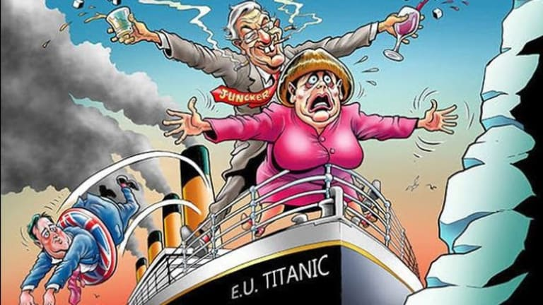Who is the New European Commission Beholden To? What Brexit Implications?