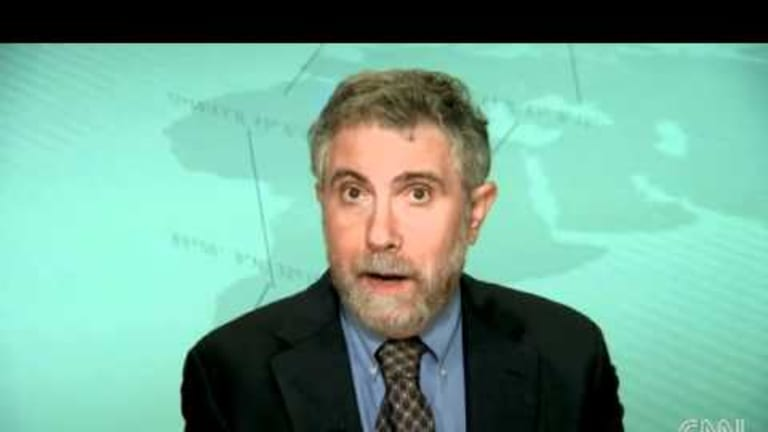 Paul Krugman, Who Proposed Fight with Fake Outer Space Aliens to Stimulate the Economy
