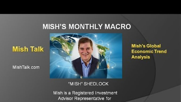 Monthly Macro Video: Mish With Gordon Long – Spotlight on the Fed, GDP Prospects