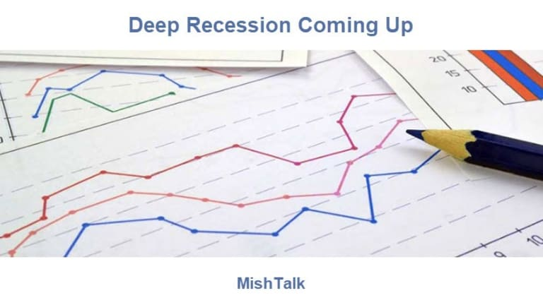 Covid-19 Recession Will Be Deeper Than the Great Financial Crisis