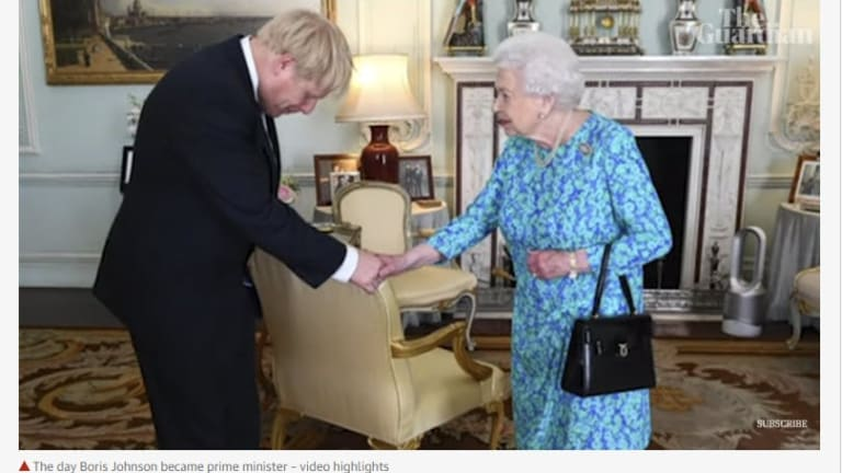 Boris Johnson Meets the Queen then Cleans House: 10 Sacked, 4 Quit, 2 Retired
