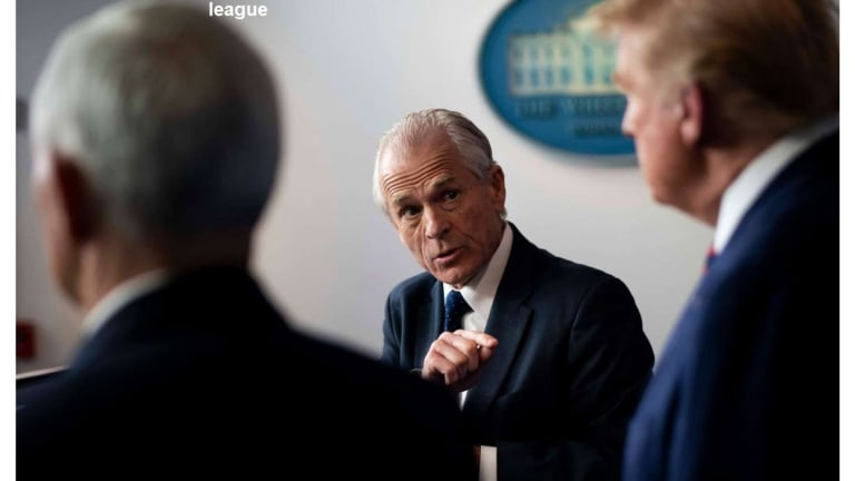 Peter Navarro Challenges 60 Minutes On Obama's Pandemic Preparations