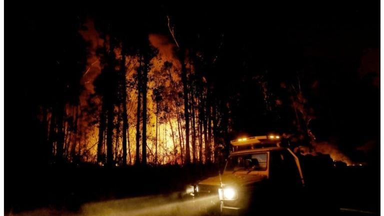 Australia is Burning: Blame the Greens and the Arsonists