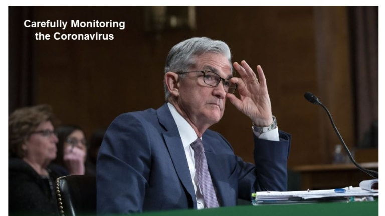 Fed Minutes Highlight Coronavirus Concerns and Uncertainty 8 Times