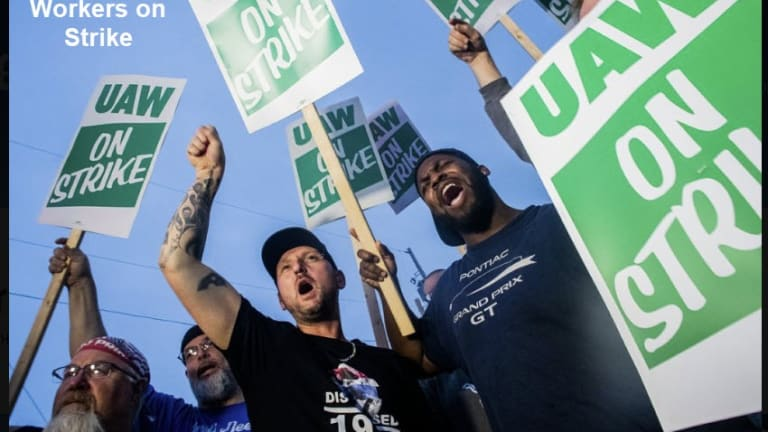 50,000 UAW Workers on Strike and GM is Already Just One Notch Above Junk