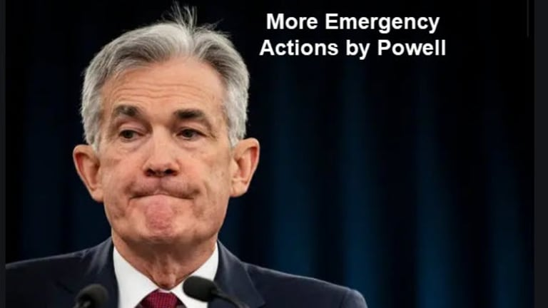Fed Does Another Emergency Repo and Relaunches Commercial Paper Facility