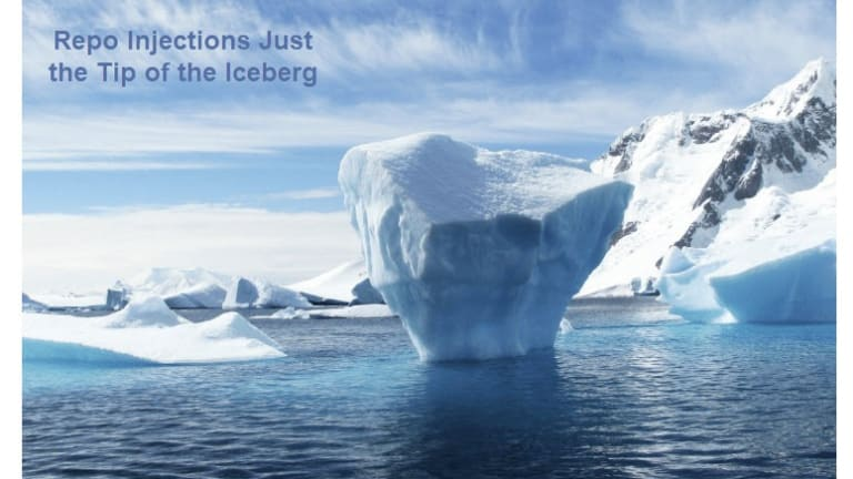 Tip of the Iceberg: Emergency Repos Stretch to 2020 Q2