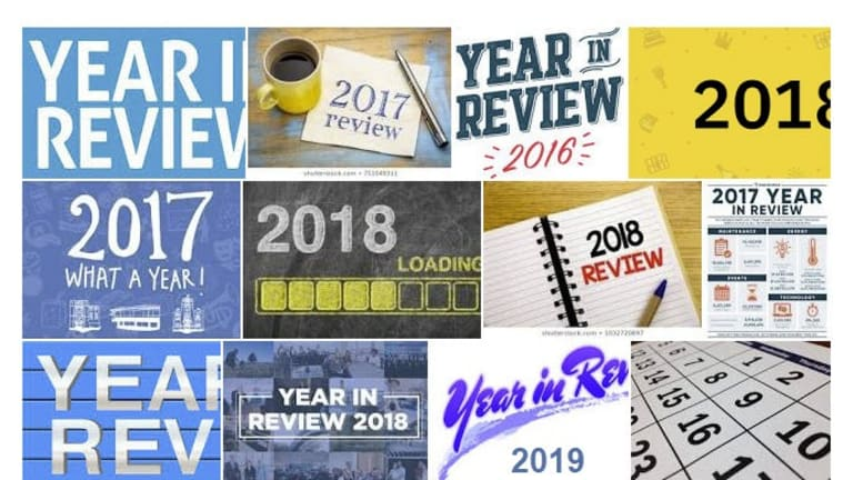 Dave Collum's Satirical, Comedic, Insulting Year in Review