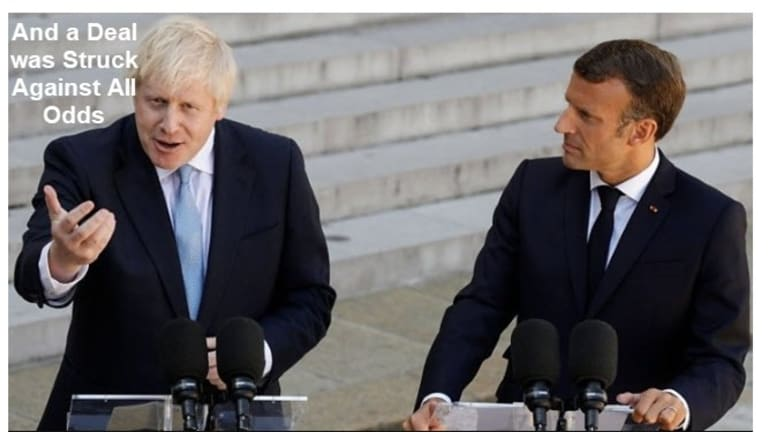 Brexit Question of Trust: Who Can Trust Johnson, Macron?