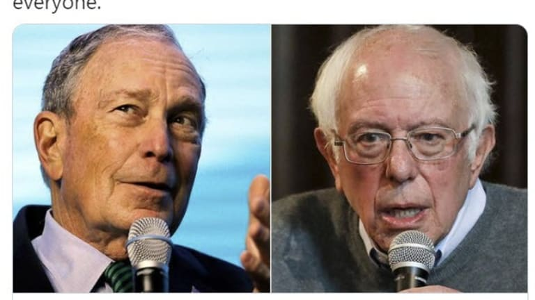Assassination? Bloomberg Says No, Rand Paul and Bernie Say Yes