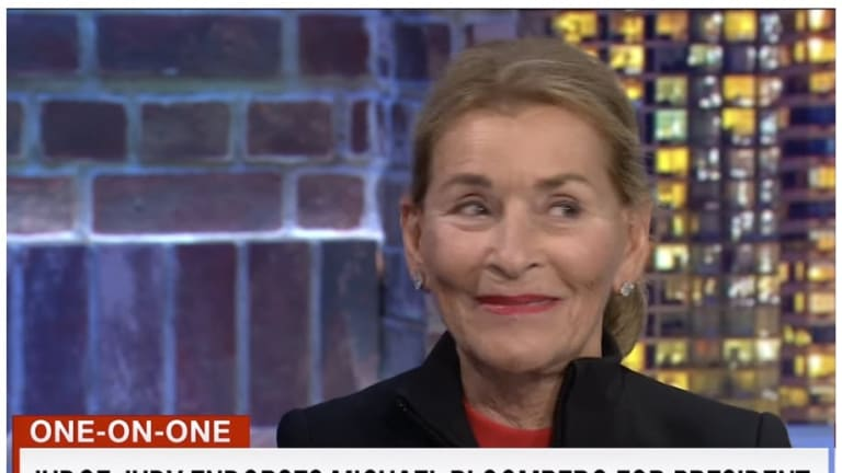 Judge Judy Endorses Bloomberg for President: 4 Ways It Could Matter