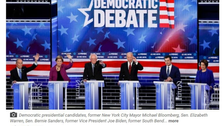 Terrible Showing by Bloomberg in the Debate: Will it Matter?