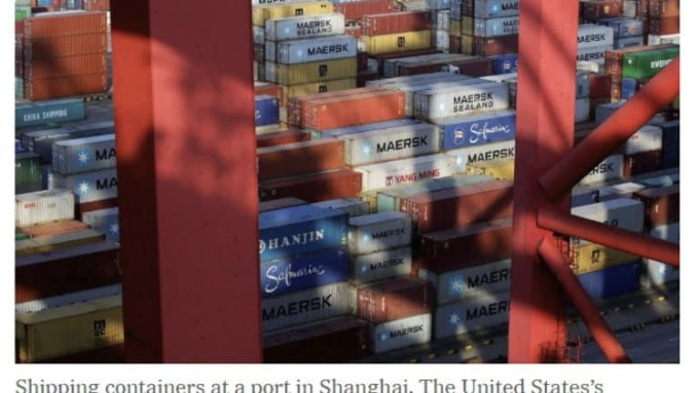 Trump Shuffle: China Runs Rings Around Trump's Trade Policy by Standing in Place