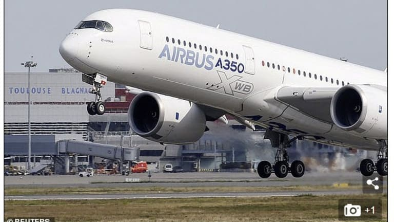 Airbus to Expand in UK After Brexit