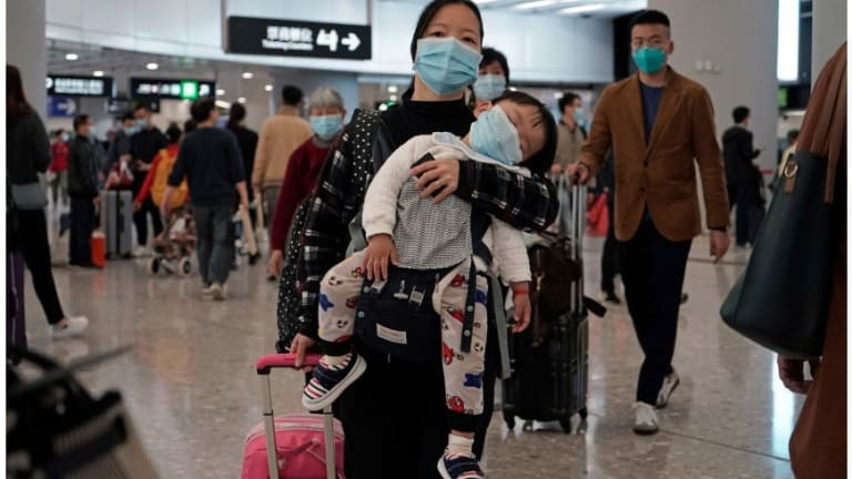 China Locks Down 7 Cities as Deadly Virus Spreads