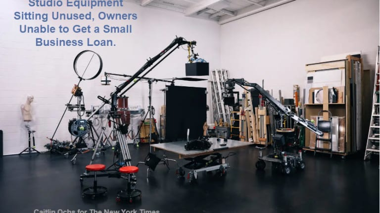 Why Small Business Loans Don't Get to the Intended Recipients