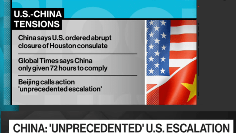 US Accuses China of Spying, Closes Consulate in Houston