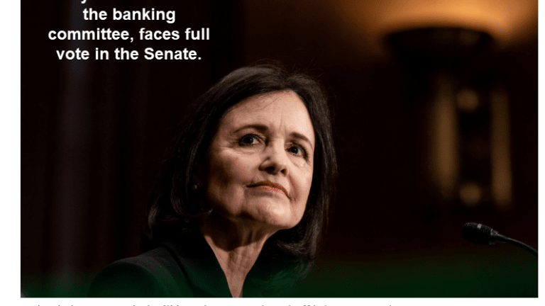 Controversial Gold Advocate Judy Shelton Will Soon Be On the Fed