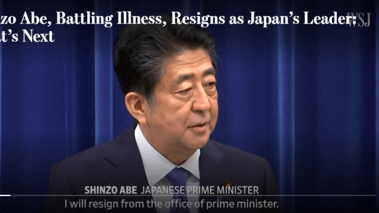 Japanese PM Resigns: Is This the End of Abenomics?