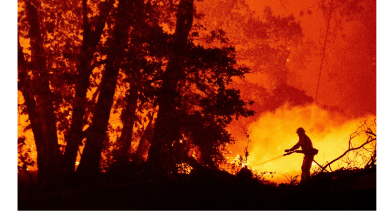 California Becomes a Furnace as Wildfires Rage Out of Control