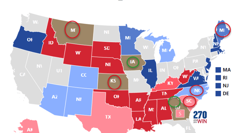 Senate Surprises: What to Look Out For in the Election