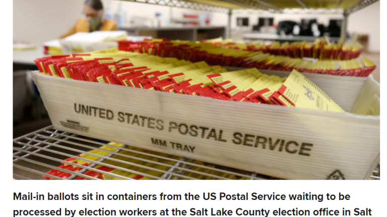 Nearly 300,000 Undelivered Ballots, Judge Orders Post Office to Deliver Them