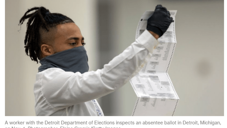 Trump Loses Election Fraud Cases in Michigan and Pennsylvania