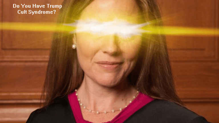 How to Tell if You Have Trump Cult Syndrome