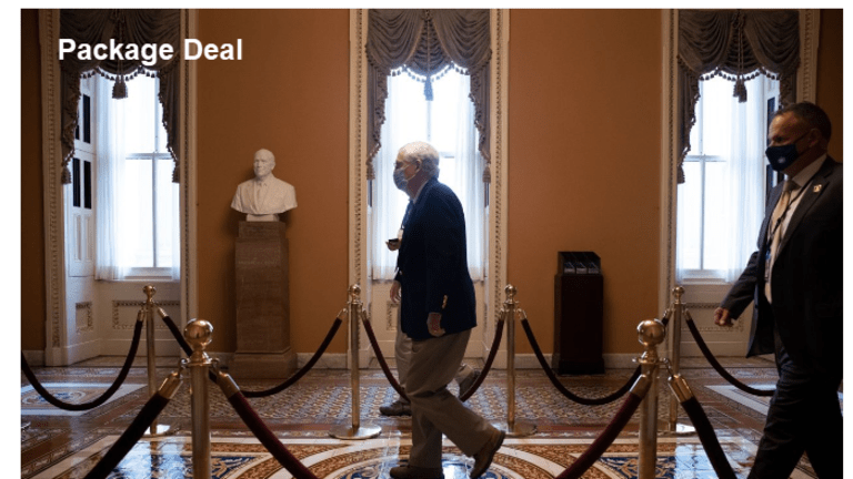 Congress Reaches a Virus Deal: What's In It?