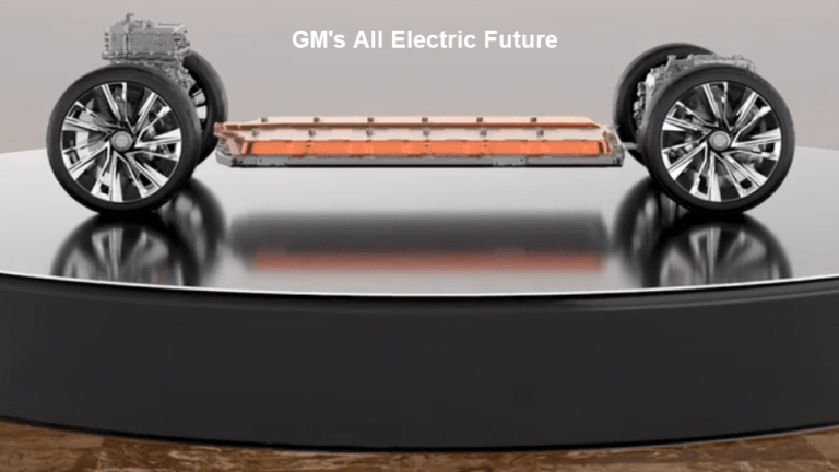 GM to Phase Out Gas-Powered Vehicles by 2035, Carbon Neutral by 2040