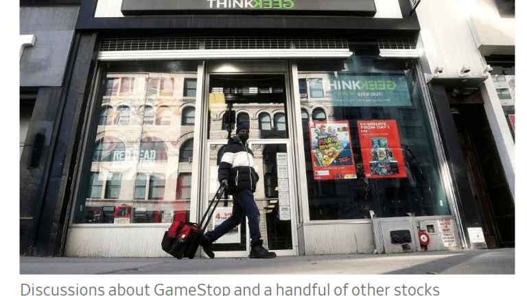 Robots Invade WallStreetBets as Infighting and GameStop Gloom Spreads