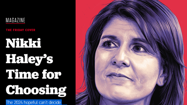 Nikki Haley Breaks With Trump: He Let Us Down, Won't Be in the Picture