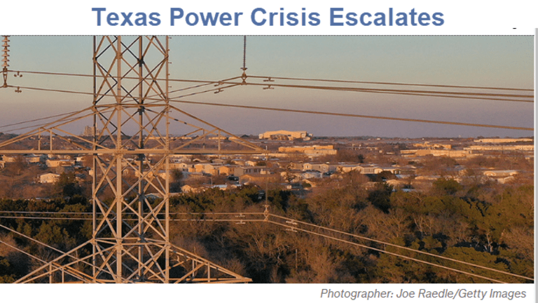 The Texas Power Crisis is Far From Over, a Wave of Bankruptcies is Next