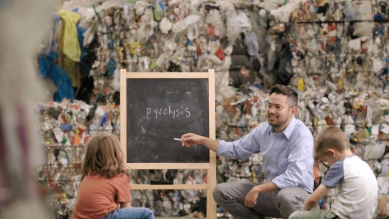 Reimagine Garbage, How One Recycling Company Turns Trash Into Cash