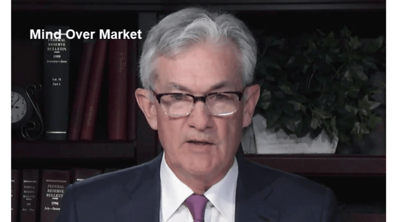 Powell Confirms Easy Money Until the Cows Come Home