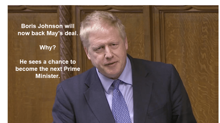 The End of May by the End of May: Hello, Boris Johnson?