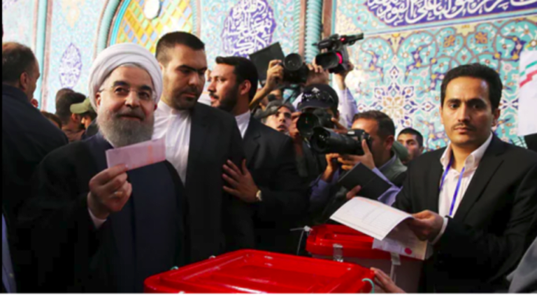 Congratulations to Iran: Pro-West Rouhani Scores Landslide Victory for Reformists