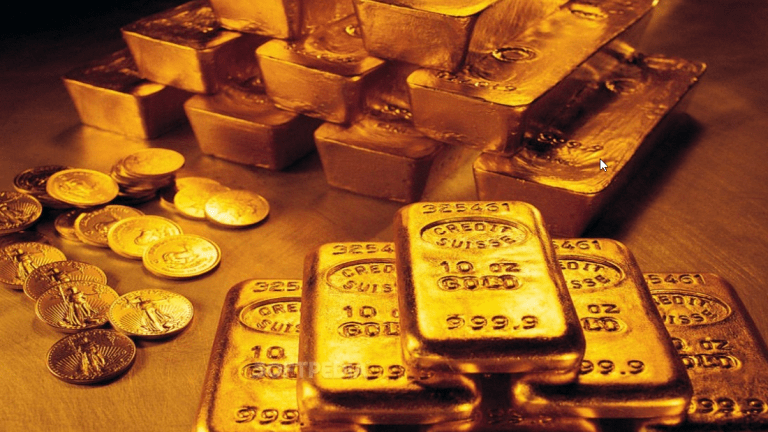 """""""Gold Price To Suffer a Tremendous Drop"""" says Goldman Sachs: Mish Says """"This Is a Buy Signal"""""""