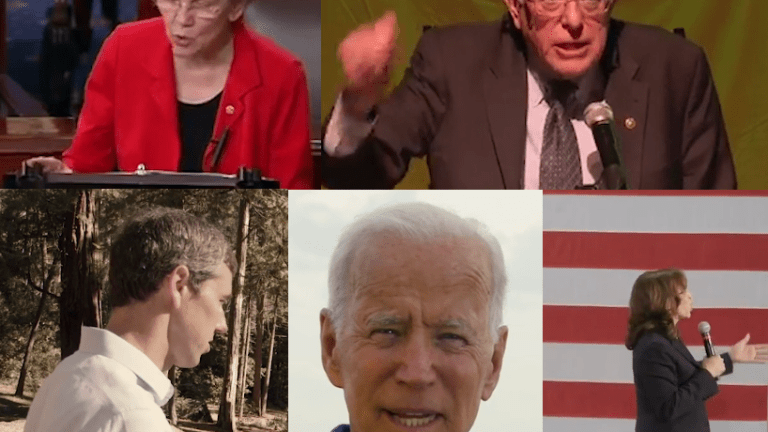New Green Biden: Democrats Trying Hard to Lose in 2020