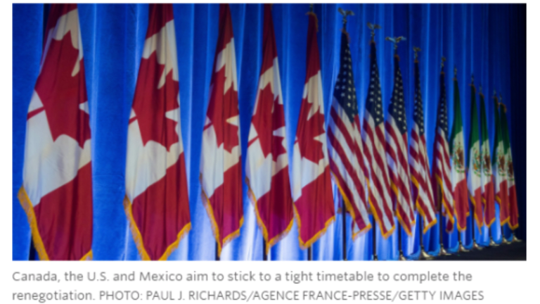"""Opening Round NAFTA Fissures Over the Meaning of """"Substantial""""."""
