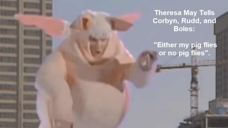 Brexit and the Three Pigs: A Modern Fairy Tale