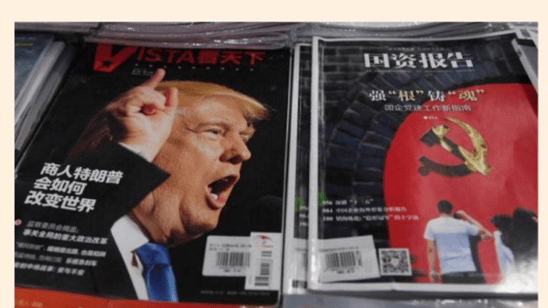 """""""Death by China"""": Beijing Fires """"Trade Cooperation Warning"""" at Trump"""