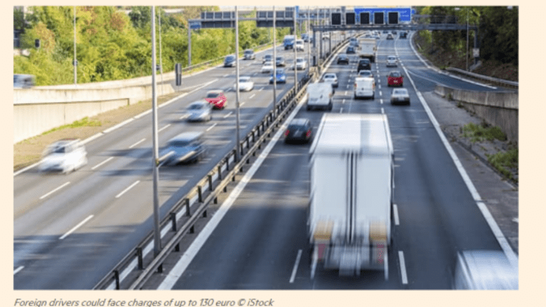 EC Takes Germany to Court Over Unfair Road Taxes: Freedom of Movement of Goods Discrimination