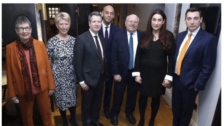 Seven UK MPs Split from Labour Party Over Brexit