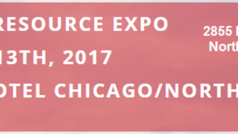 Chicago Natural Resources Expo October 13: It's Free, I Am a Speaker