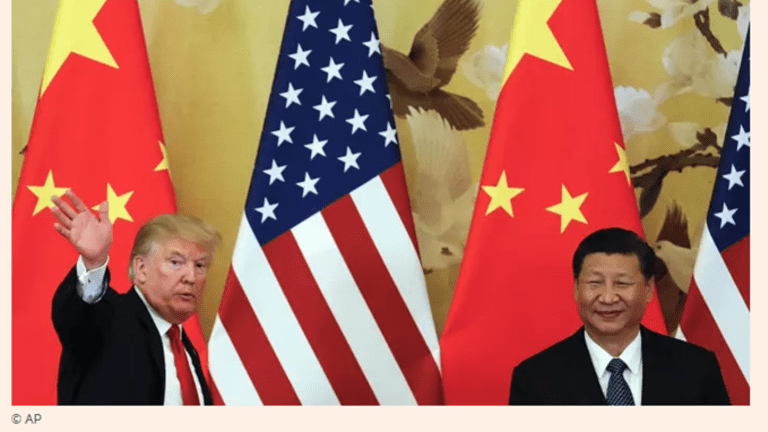 Playground Tactics: Trumps Demands China Produce List of Concessions for G20