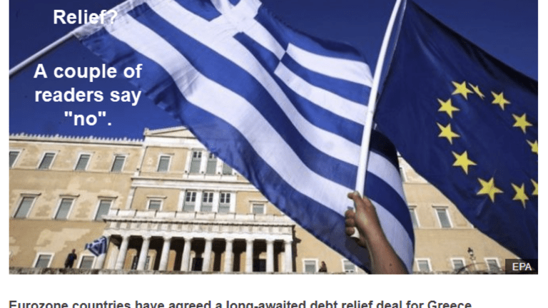 Greece Economic Crisis Declared Over: It Isn't